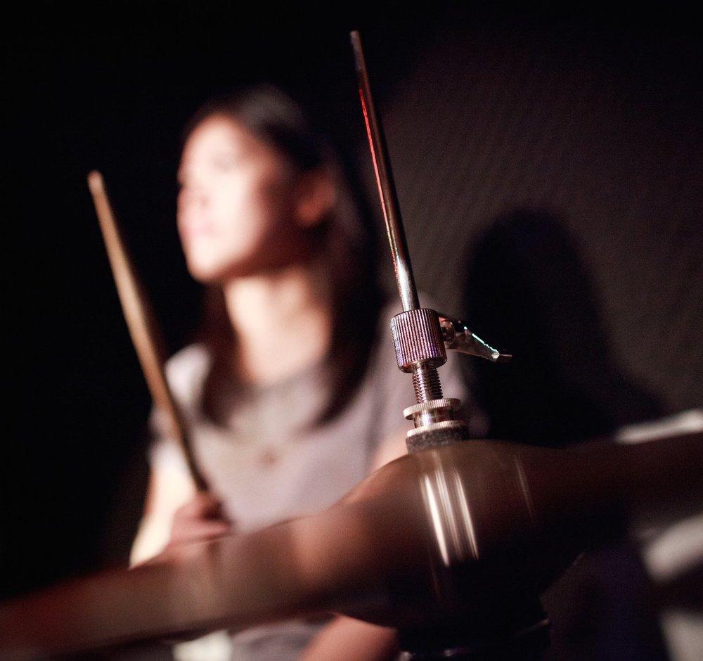 Betsy Hsu Drummer/Composer   Taiwan