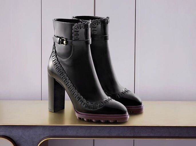 TOD'S ANKLE BOOT  - AS SEEN ON W MAGAZINE SEPTEMBER 2015 ISSUE