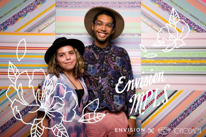 Photo booth @ ENVISION Alex Butterfield Photography