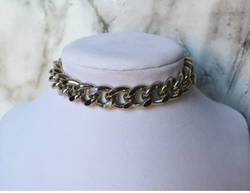 SHOP MODERN GYPSY    Heavy Metal Choker