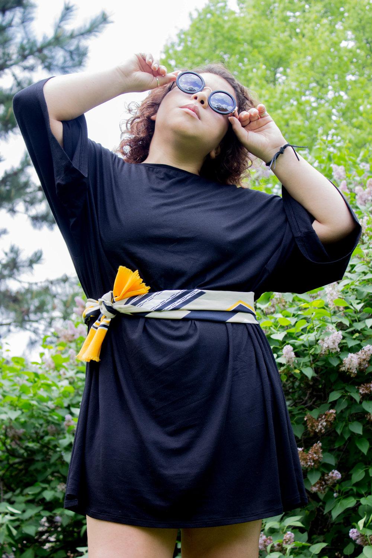 TESSA LOUISE    Kimono Dress- Short