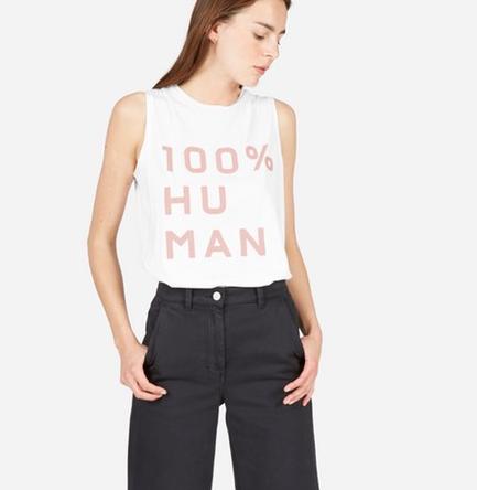 EVERLANE    100% Human Collection