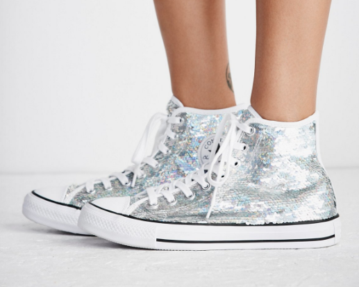FREE PEOPLE    Paradise Party Hi-tops