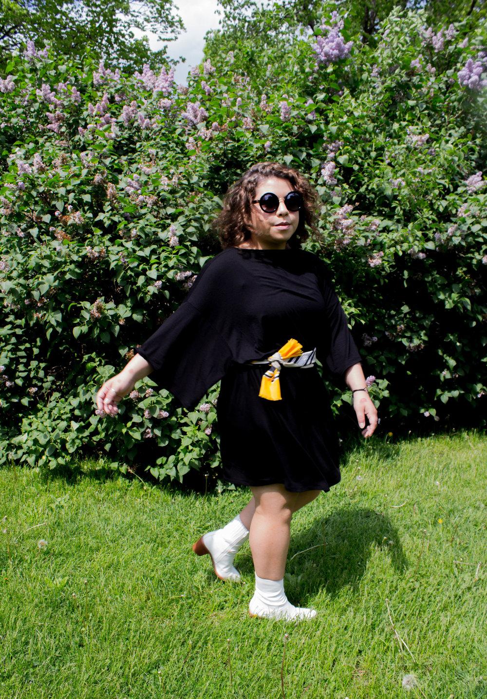 Kimono Dress- Short -