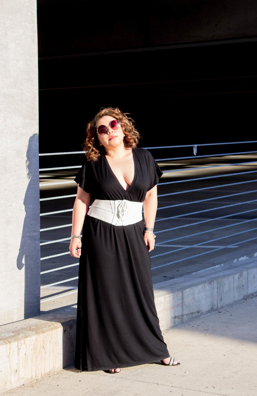 Caftan Dress -