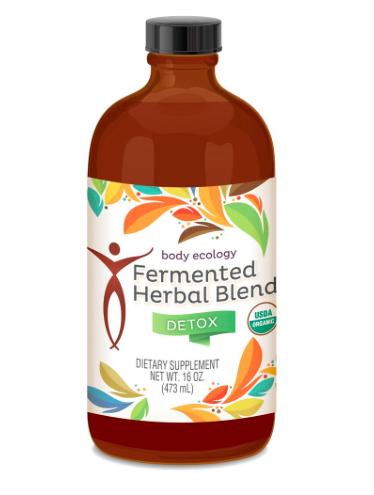DETOX Fermented Herbel Blend