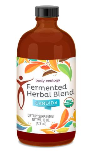 CANDIDA Fermented Herbel Blend
