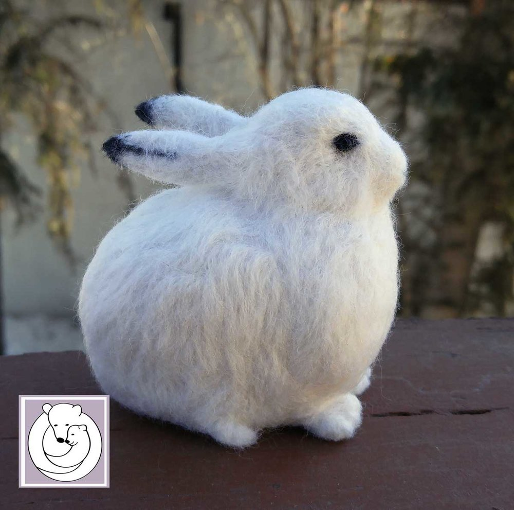 Arctic Hare April 2017