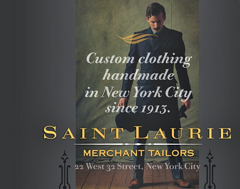 Saint Laurie Merchant Tailors