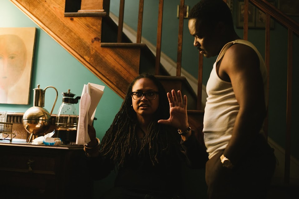 Please click here for my interview with Ava DuVernay  .