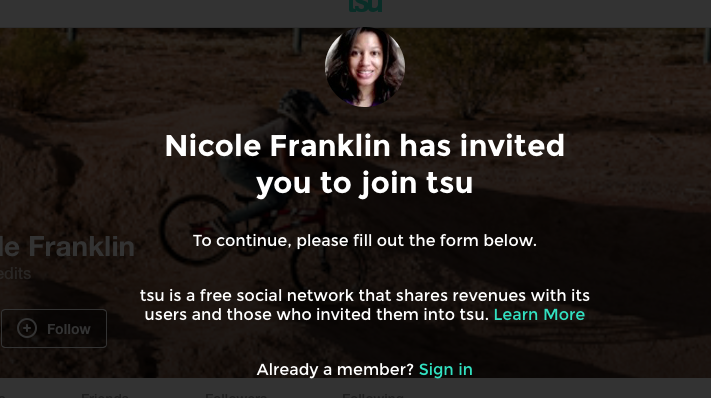 Join me at www.TSU.co/Nicoleedits