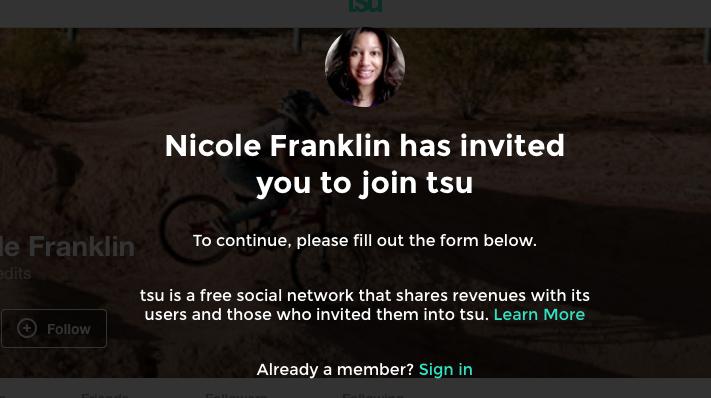 Join me at www.TSU.co/Nicoleedits