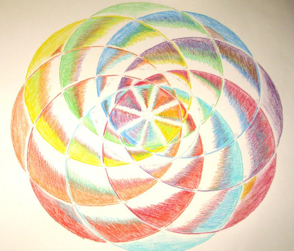 Embody Your Muse - Veronika Bond - Solo System Mandala