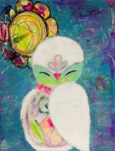 Embody Your Muse - Lara Cornell - Owl