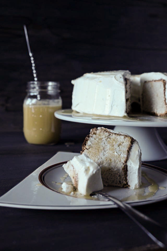 Embody Your Muse - Angel Food Cake