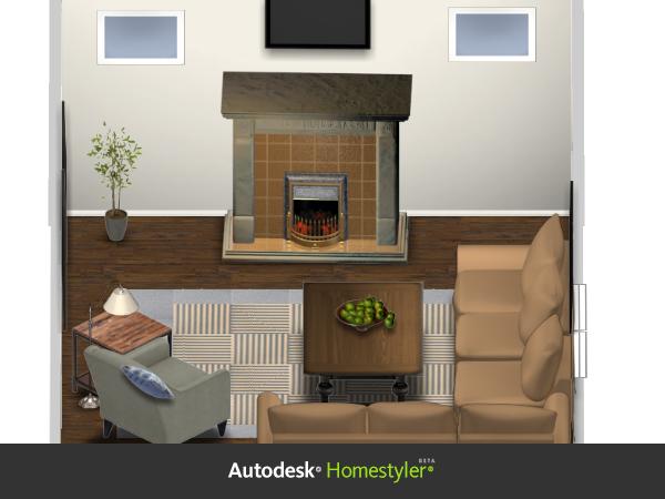 Current Living Room Setup