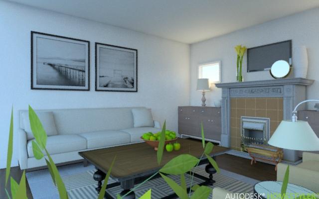 OPTION #1: Additional Angle of Room