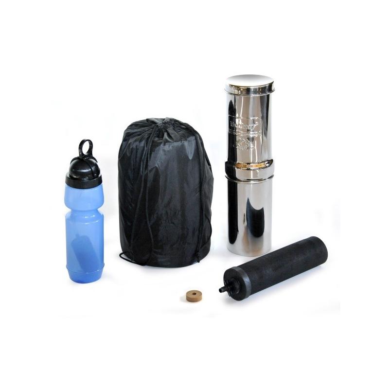 Berkey Go Kit - siempre agua saludable, estés donde estés