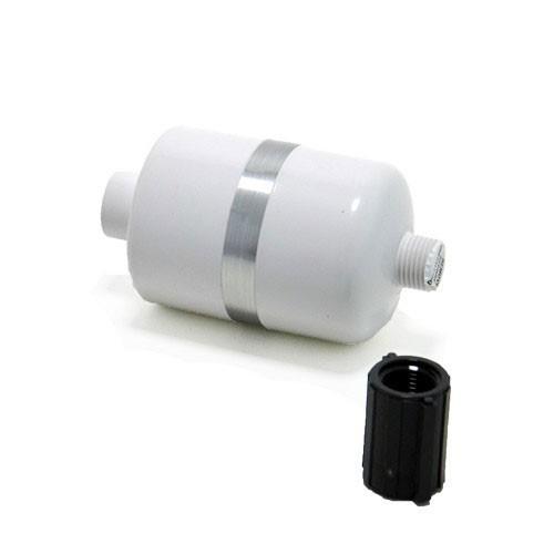 Filtro de ducha anti-cloro, también para piel seca y sensible