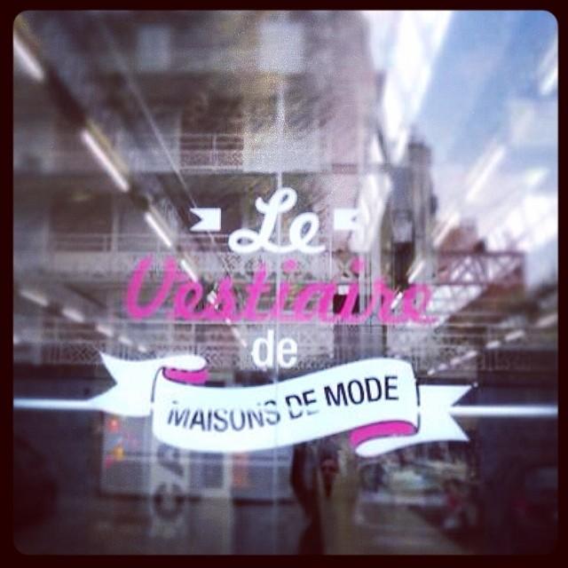 Le Vestiaire de Maisons de Mode