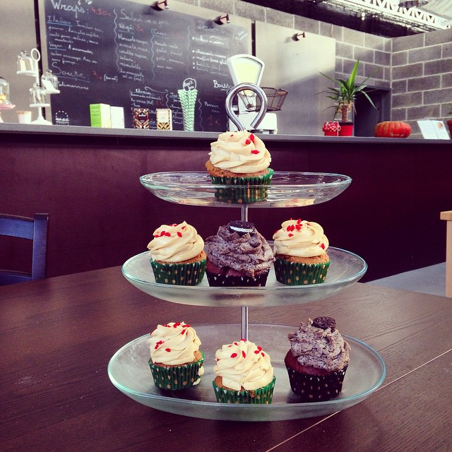 Cupcakes Sugar Kiss Cupcake