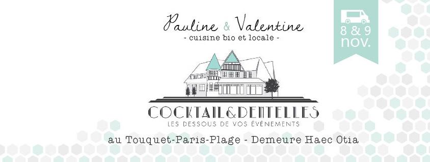 Pauline et Valentine mariage