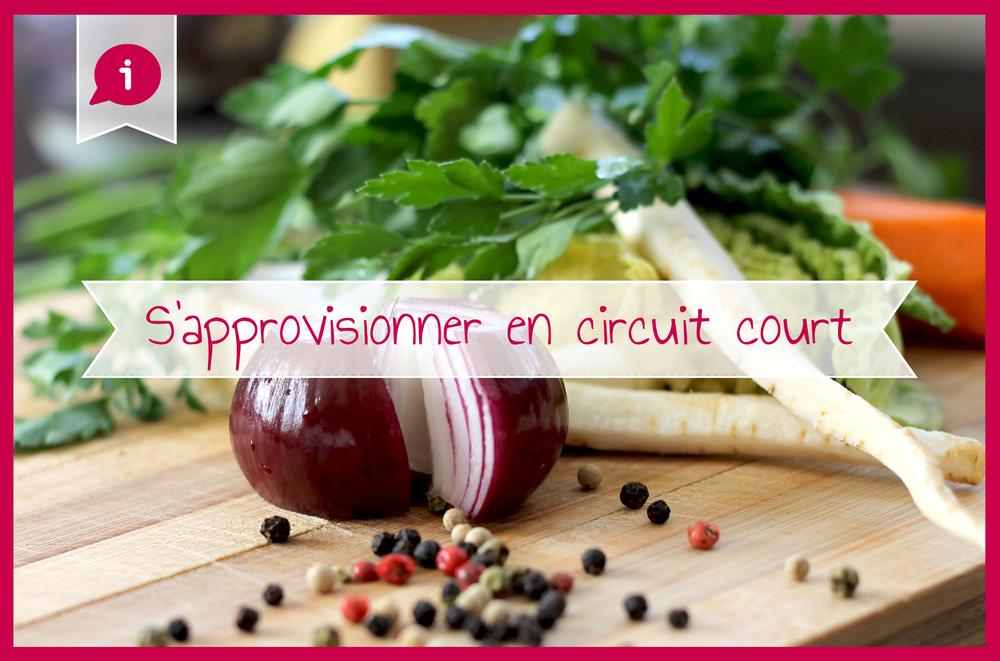 Circuits courts produits locaux