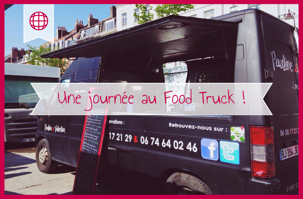 Food Truck bio Lille