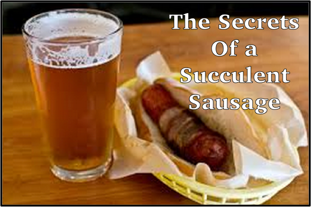 Sausage and Beer