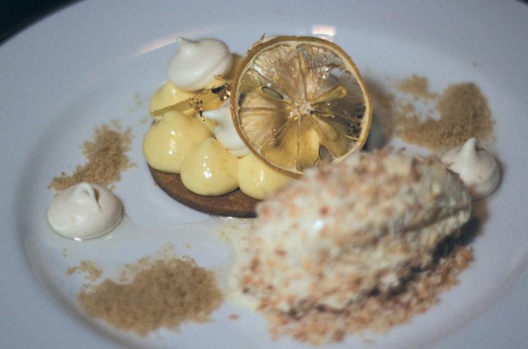 Lemon Tort