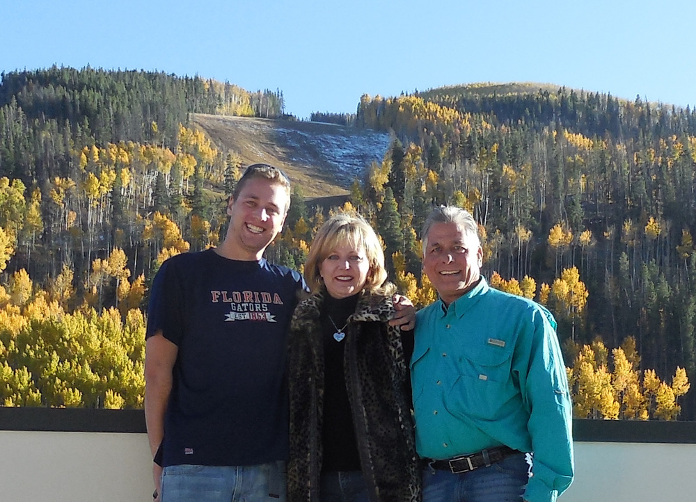 Beautiful Vail Colorado (Just over 90 miles from Denver)offers world class skiing and lots of summer activities also
