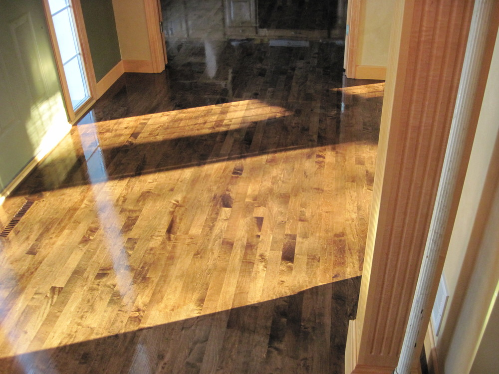 Wood Flooring Before And Afters Raven Hardwood Flooring