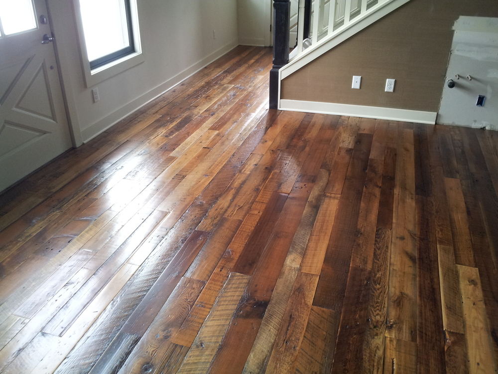 Pine and fir wood flooring raven hardwood flooring Salvaged pine flooring