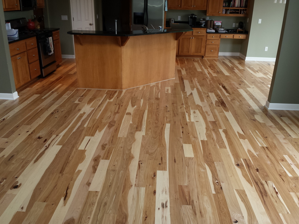 Marvelous Hardwood Flooring Mn Part   1: Hickory Floor  Installation Hastings