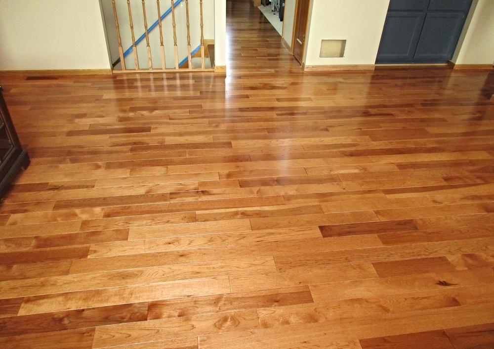 Prefinished Hickory Flooring Alyssamyers