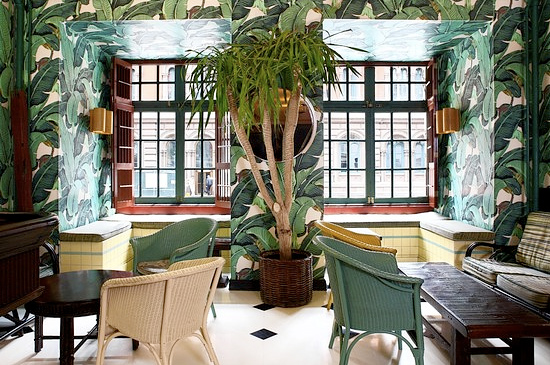 Indochine in NYC (Photo:  Curbed )