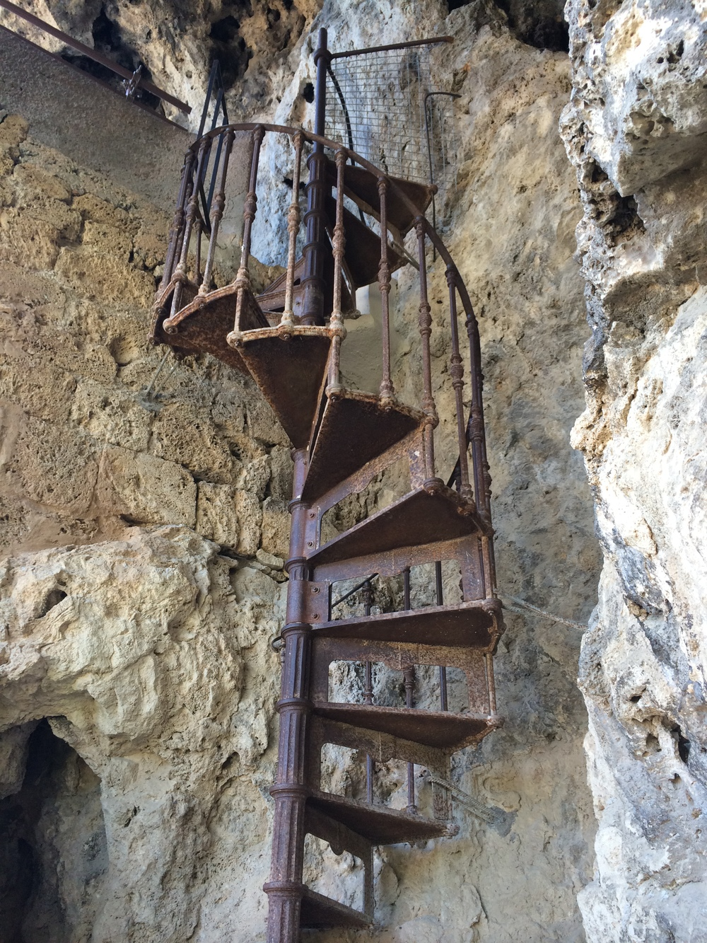 Would you climb these stairs?