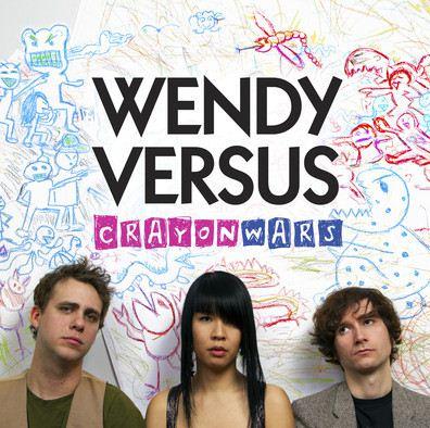 Wendy Versus - Crayon Wars