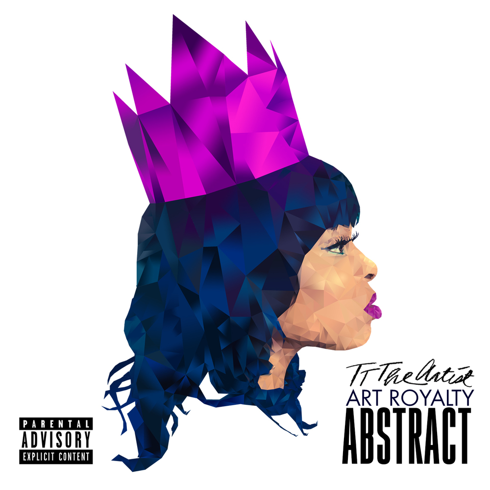 TT the Artist - Art Royalty Abstract [Space is the Place]