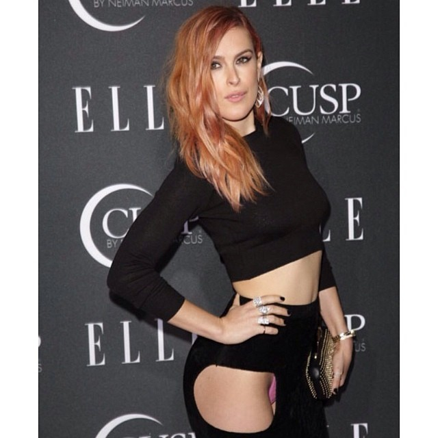In episode 2 of the #randipantsshow, @randilawson talks about the fashion forward Rumer Willis in The Willis Report