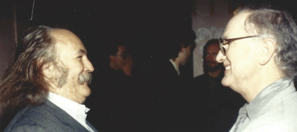 1991 Bill Graham Award Reception