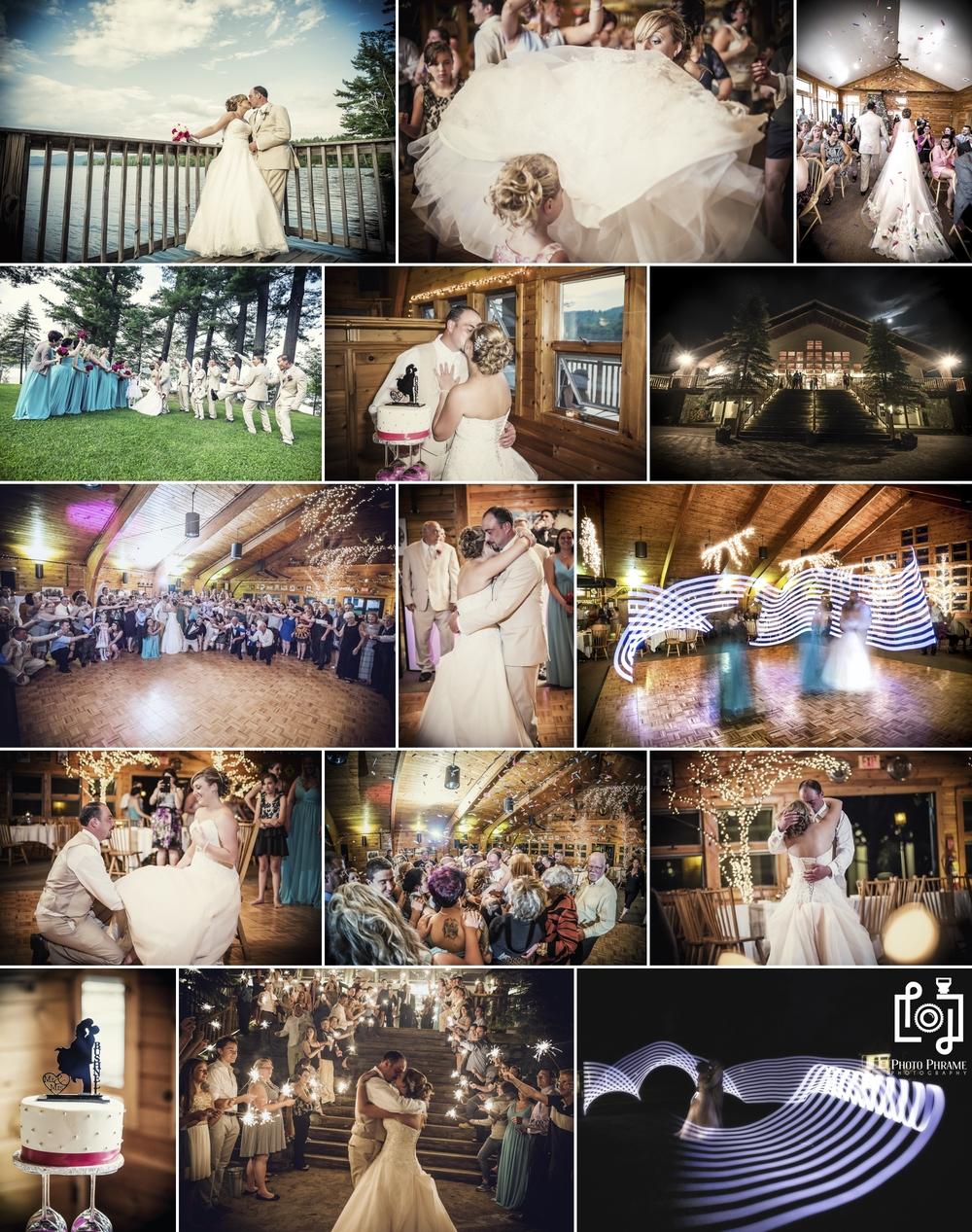 Jimbo's on the Point Wedding Photography