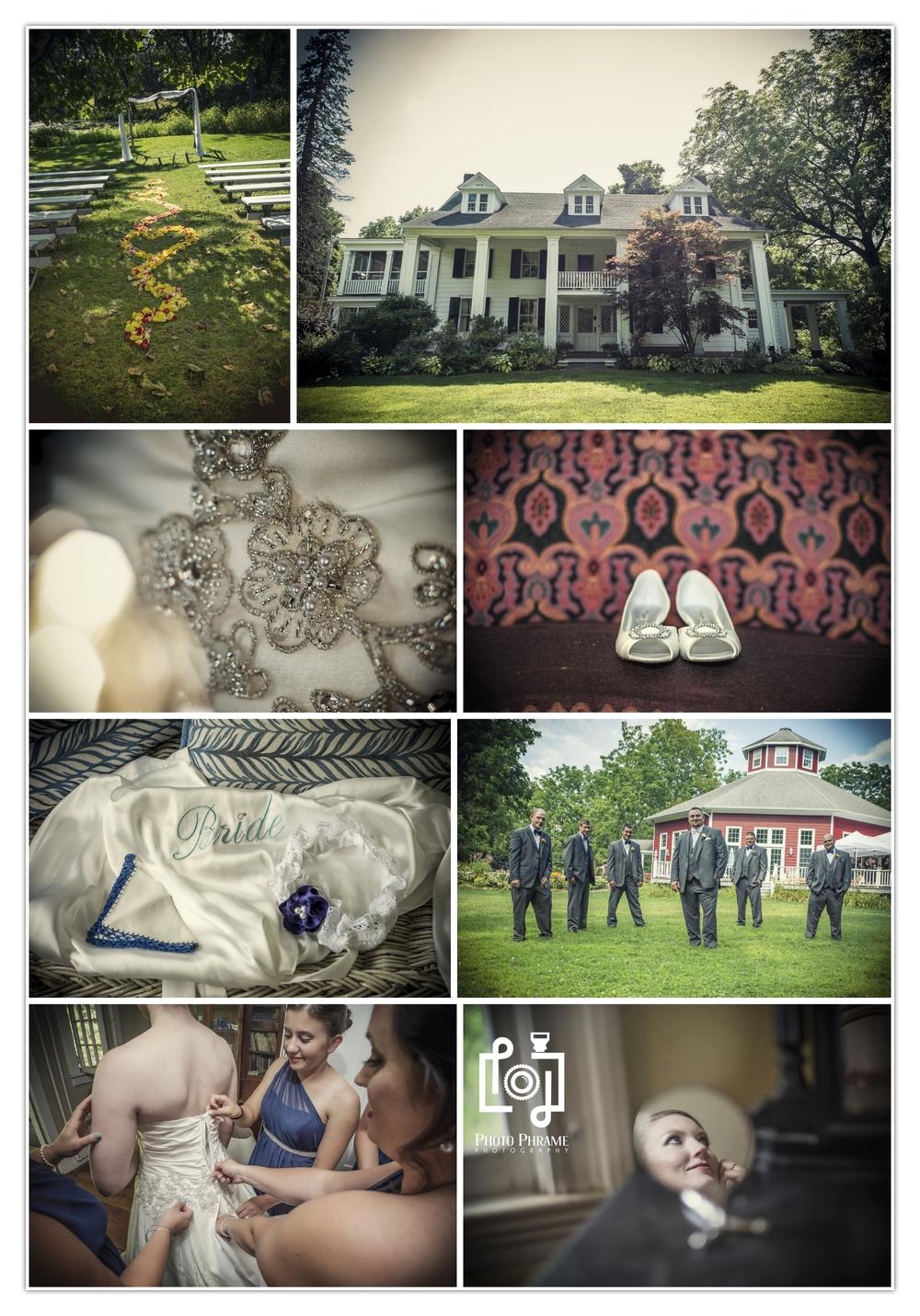 Appel Inn, Albany, NY Wedding Photography