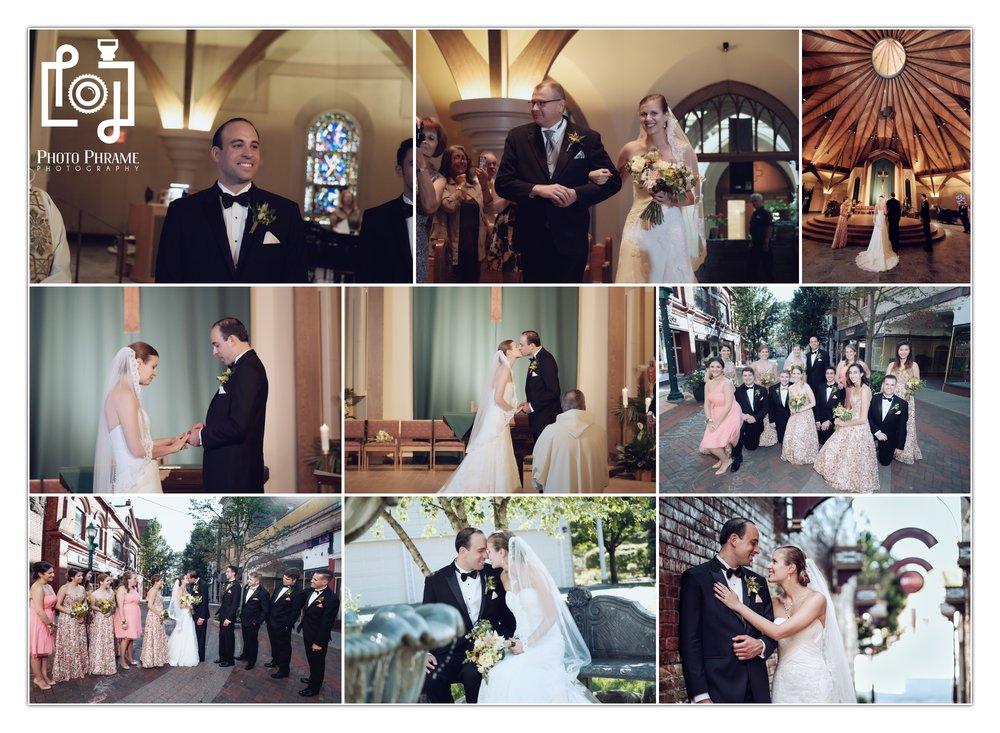 Epic couple wedding, Schenectady NY
