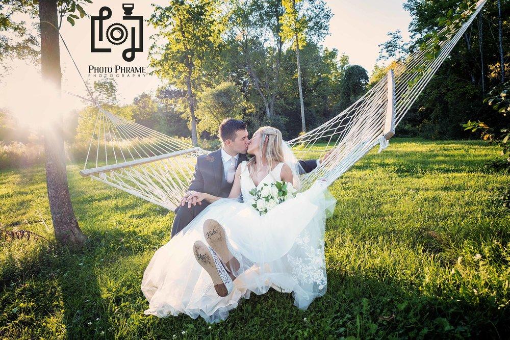 Henry Hill Farm Wedding, Hudson, NY