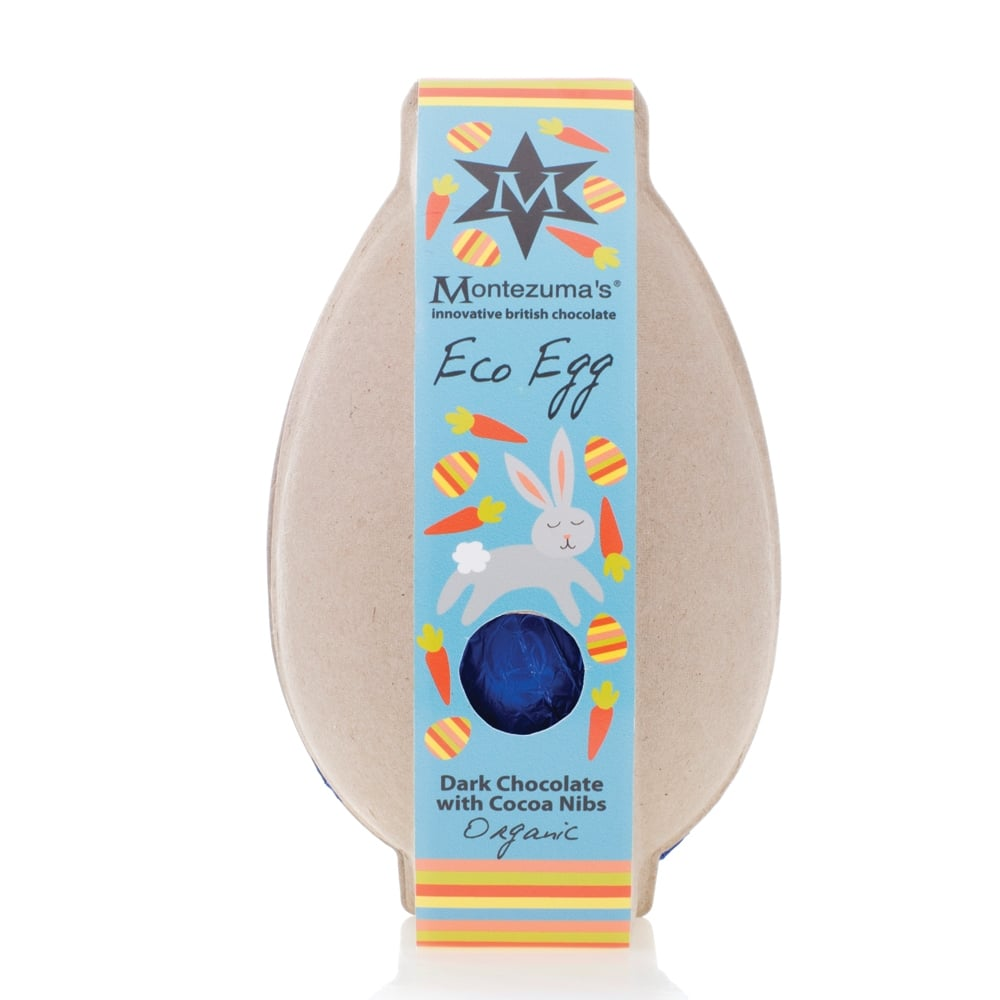 Montezuma's Dark Chocolate Eco Egg