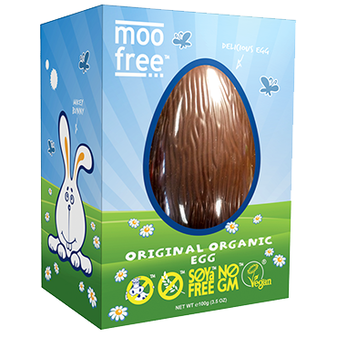 Moo Free Original Easter Egg