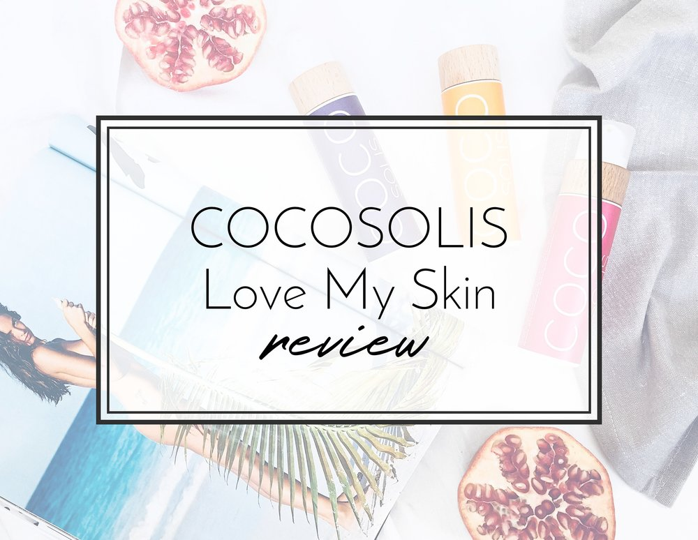 Cocosolis Love My Skin Collection Review