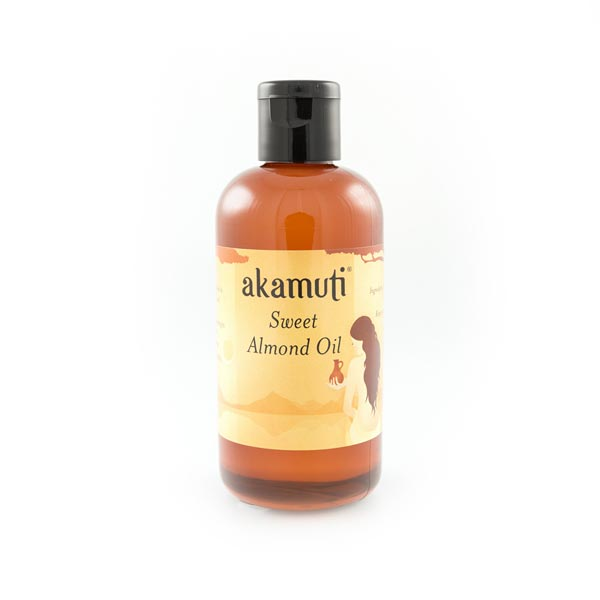 Akamuti Sweet Almond Carrier Oil