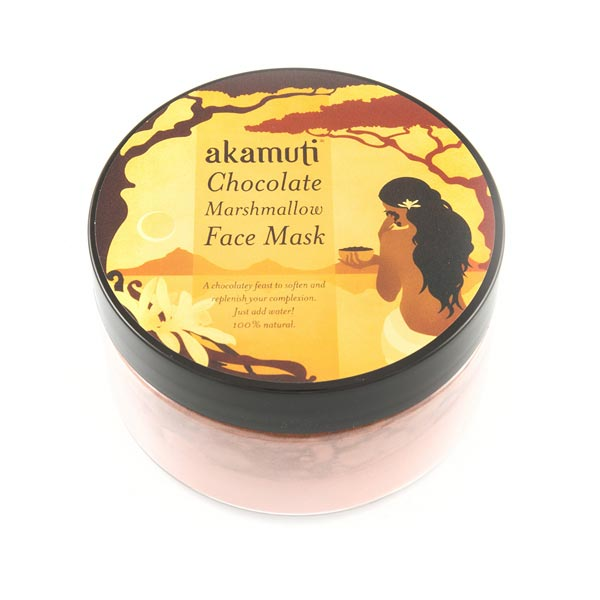 Akamuti Chocolate Marshmallow Face Mask